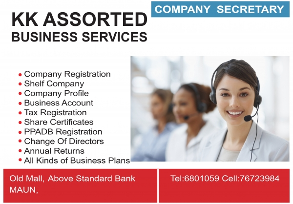 Kay Kay Assorted Business Services (Pty) Ltd