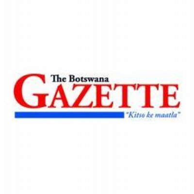 The BOTSWANA GAZETTE Newspaper - Gazette Latest News Online