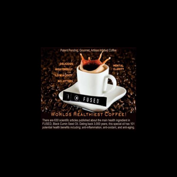 Rain International fused coffee -